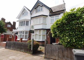 Thumbnail 1 bed flat to rent in Stoneygate Avenue, Leicester
