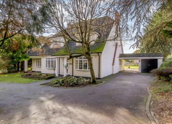 Thumbnail 4 bed detached house for sale in Church Road, Ramsden Bellhouse, Billericay