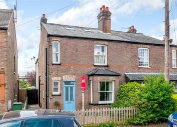 Thumbnail 4 bed semi-detached house for sale in Cowper Road, Harpenden, Hertfordshire
