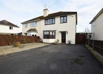 Thumbnail 3 bed semi-detached house for sale in Sandyleaze, Longlevens, Gloucester