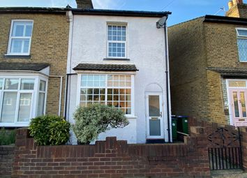 2 bed semi-detached house for sale in Lewin Road, Bexleyheath DA6