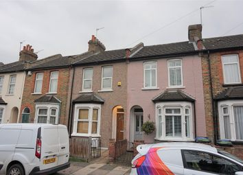 Thumbnail 3 bed terraced house to rent in Downs Road, Enfield