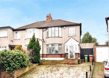Thumbnail 3 bed semi-detached house for sale in Arbuthnot Lane, Bexley, Kent