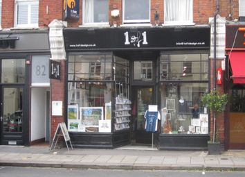 Thumbnail Retail premises for sale in High Street, Teddington