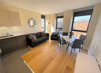 Thumbnail 2 bed flat to rent in 1 Saltwell Street, London