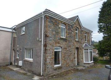 Thumbnail 1 bed flat to rent in Ashgrove, Pontyberem, Caramarthenshire