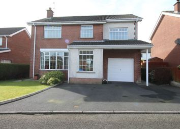Thumbnail 4 bed detached house for sale in Windslow Court, Carrickfergus