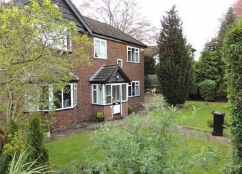 Thumbnail 4 bed detached house for sale in Thornway, Bramhall, Stockport
