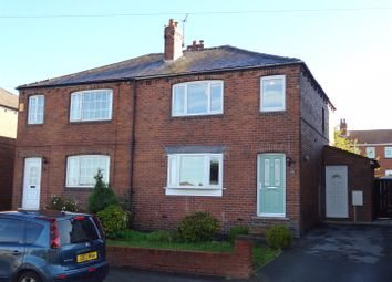 Thumbnail 3 bed semi-detached house for sale in Batley Road, Kirkhamgate, Wakefield