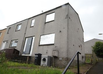 Thumbnail 2 bed end terrace house for sale in Kaimes Grove, Kirknewton