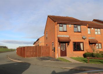 Thumbnail 3 bedroom town house for sale in Pillar Close, Berryhill, Stoke-On-Trent