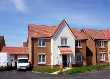 4 bed detached house for sale in Parsonage Road, Trowbridge BA14