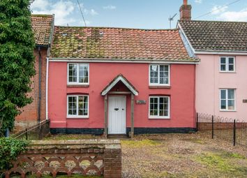 Thumbnail 3 bed property for sale in Low Street, Oakley, Diss