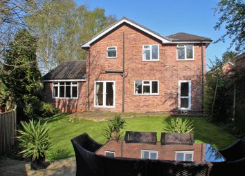 Thumbnail 4 bed detached house for sale in Brielen Road, Radcliffe-On-Trent, Nottingham