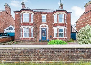 Thumbnail 5 bed detached house for sale in Queens Road, Wisbech