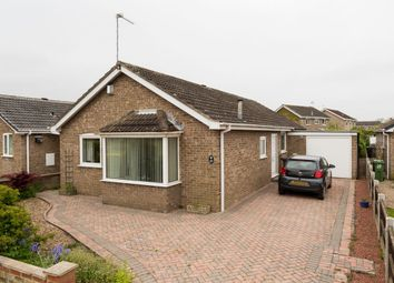 Thumbnail 3 bed bungalow for sale in Burtree Avenue, Skelton, York