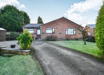 Thumbnail 4 bed detached bungalow for sale in Beech Court, Underwood, Nottingham