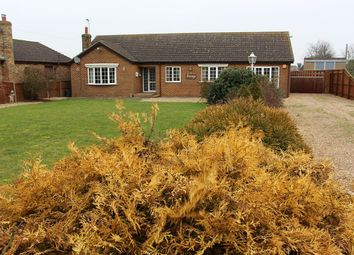 Thumbnail 3 bedroom bungalow for sale in Fen Road, Parson Drove, Wisbech