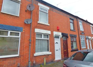 Thumbnail 2 bedroom terraced house to rent in Stanley Road, Hartshill, Stoke-On-Trent