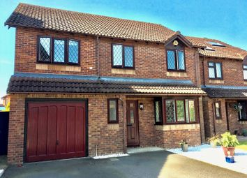 Thumbnail 4 bed detached house for sale in Agricola Way, Thatcham, Berkshire