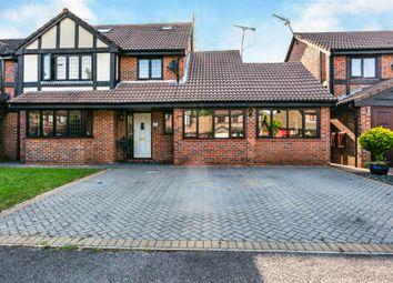 Thumbnail 6 bed detached house for sale in Waterbeach, Welwyn Garden City