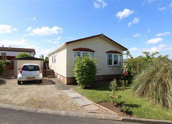 Thumbnail 2 bed mobile/park home for sale in Vine Tree Park, Tudorville, Ross-On-Wye