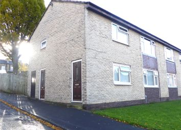 Thumbnail 1 bed flat to rent in Laura Street, Brighouse, West Yorkshire