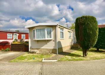 Thumbnail 1 bed bungalow for sale in Aldingbourne Park, Hook Lane, Aldingbourne, Chichester