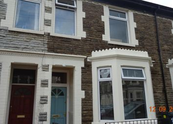 Thumbnail 5 bed terraced house for sale in Keppoch Street, Roath Cardiff