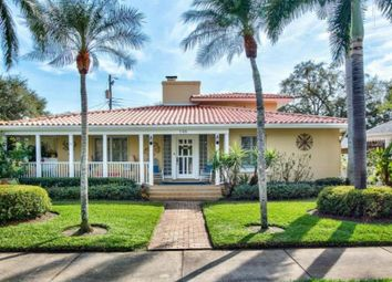 Thumbnail 3 bed property for sale in 146 26th Avenue North East, St Petersburg, Florida, United States Of America