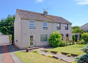 Thumbnail 3 bed semi-detached house for sale in Barony Park, Kelso