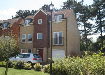 Thumbnail 4 bed detached house to rent in Nightingales, Bishops Stortford, Herts
