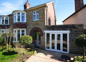 Thumbnail 4 bed semi-detached house for sale in Redcar Road, Sheffield, South Yorkshire