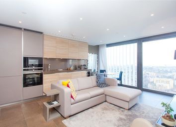 Thumbnail 1 bed flat to rent in Chronicle Tower, 261B City Road