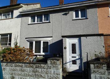 Thumbnail 3 bedroom terraced house for sale in Cedar Way, Merthyr Tydfil
