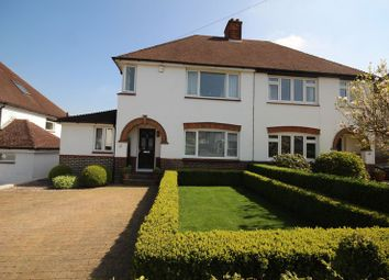 Thumbnail 3 bed semi-detached house for sale in Deakin Leas, Tonbridge