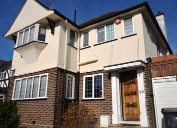3 bed semi-detached house for sale in The Crossway, Wembley, Wembley HA9