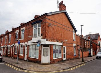 Thumbnail 4 bedroom end terrace house for sale in Kingston Road, Leicester