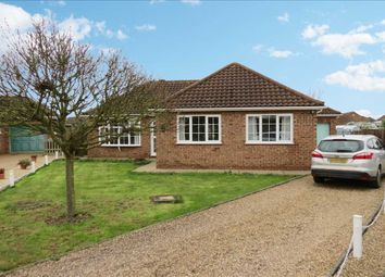 Thumbnail 3 bed detached bungalow for sale in Churchview Close, Heckington, Sleaford