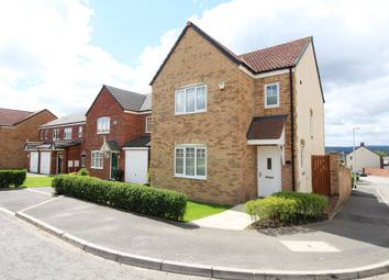Thumbnail 3 bed detached house for sale in Caddy Close, Birtley, Chester Le Street