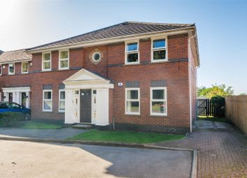 Thumbnail 2 bed flat to rent in Peacock Court, Yeadon, Leeds