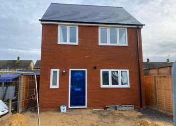 Thumbnail 3 bed detached house for sale in Barnes Crescent, Wimborne