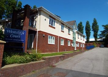 Thumbnail 2 bed flat for sale in Westcliffe Court, Knowsley Park Lane, Prescot, Merseyside