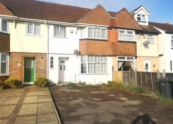 Thumbnail 3 bed terraced house for sale in Brockhurst Road, Gosport