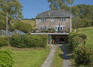 Thumbnail 4 bed cottage for sale in Felindre, Knighton, Powys