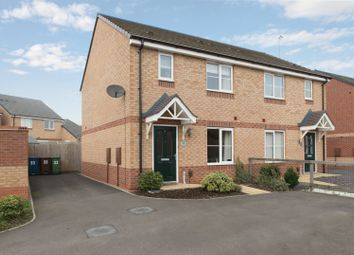 Thumbnail 3 bed semi-detached house for sale in Paterson Drive, Stafford, Staffordshire