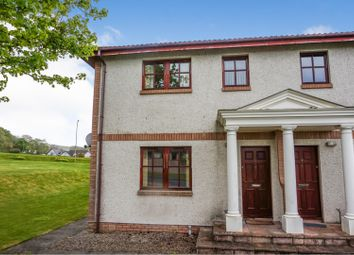 Thumbnail 2 bed flat for sale in Miller Street, Inverness
