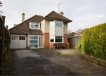 Thumbnail 3 bed detached house for sale in Shripney Road, Shirpney