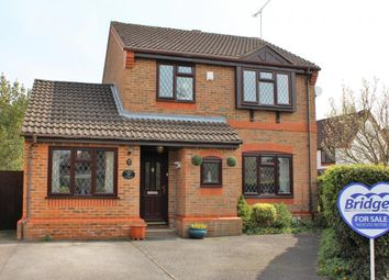 Thumbnail 3 bed detached house for sale in Oasthouse Drive, Fleet