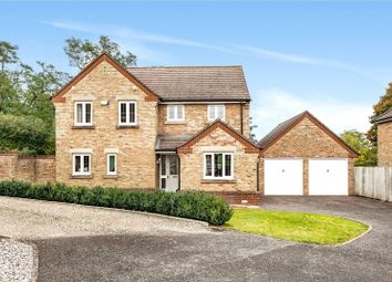 Thumbnail 4 bed detached house for sale in Stoutsfield Close, Yarnton, Oxford